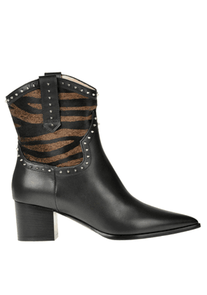 Gero texan ankle boots