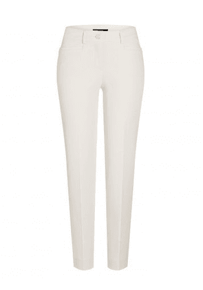 Cambio Trousers White 8299-0285 001