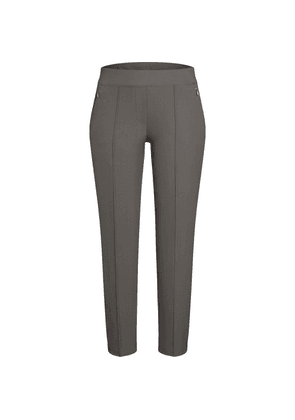 Cambio 6111 0278 00605 Rubia Trousers Taupe