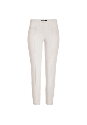 Cambio 6111 0202 021 beige trousers Ros
