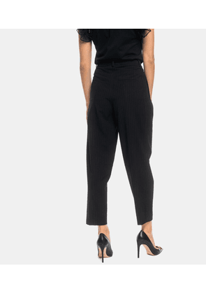 Pinstripe trousers Over Jessy