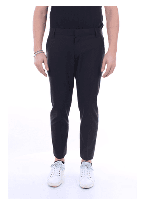 ENTRE AMIS Trousers Regular Men Black