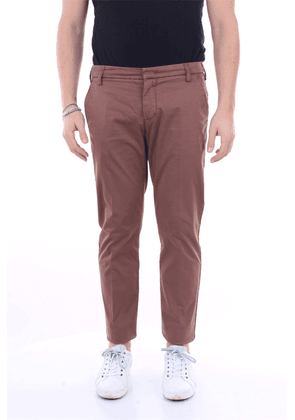 ENTRE AMIS Trousers Regular Men Almond