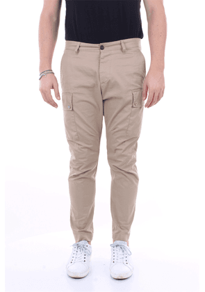 DSQUARED2 Trousers Regular Men Beige