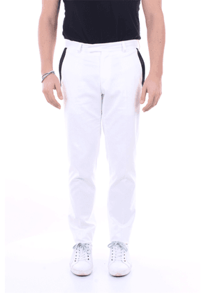 KARL LAGERFELD Trousers Regular Men White
