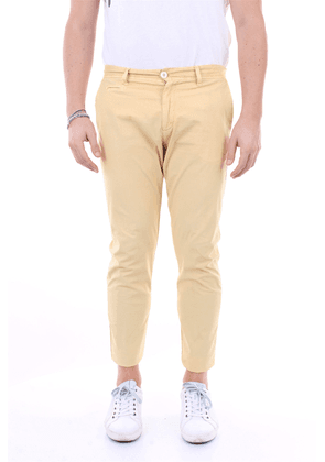 OFFICINA36 Trousers Regular Men Straw