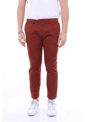 OFFICINA36 Trousers Regular Men Coccio