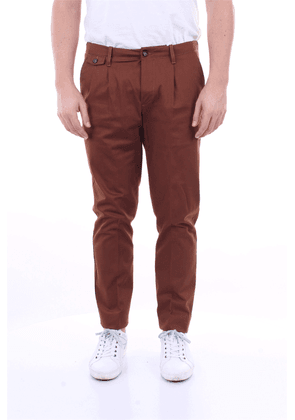 PAOLO PECORA Trousers Regular Men Land