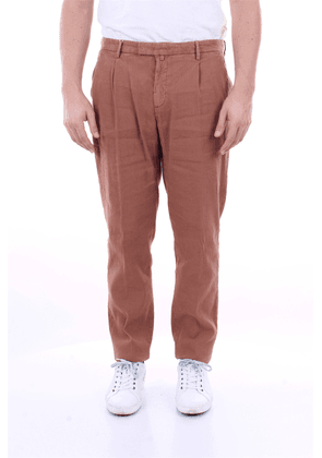 BRIGLIA Trousers Regular Men Cinnamon