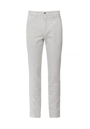 Hackett Slim Fit Garment Dyed Chinos Colour: Beige