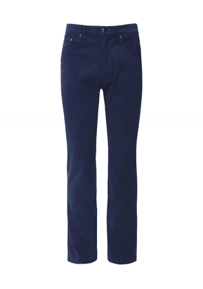 Hackett Slim Fit Textured Jeans Colour: Navy