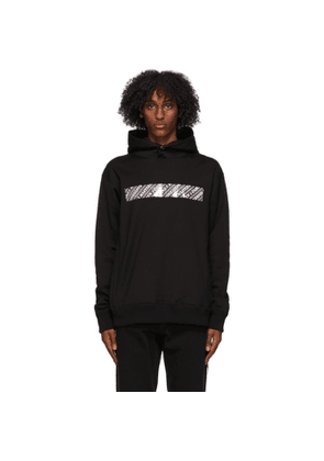 mastermind WORLD Black Sequin Hoodie