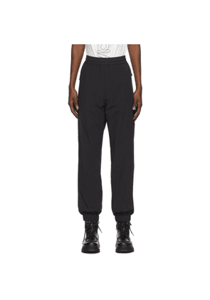 Moncler Grenoble Black Sports Lounge Pants