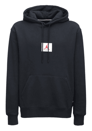 Jordan Cotton Blend Sweatshirt Hoodie