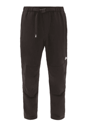 The North Face - Belted Shell Trousers - Mens - Black