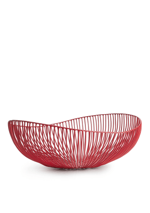 Serax Wire Basket 33 cm - Red