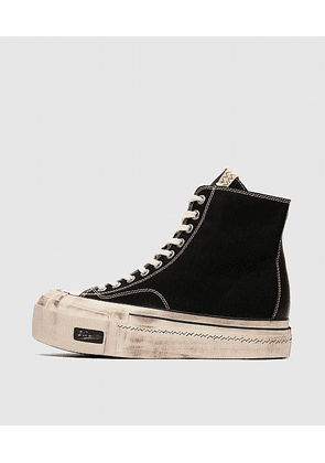 SKAGWAY HI CANVAS PATTEN SNEAKER