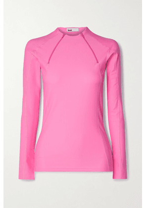 GmbH - Ande Stretch-jersey Top - Pink