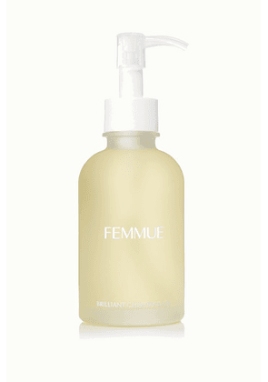 FEMMUE - Brilliant Cleansing Oil, 125ml - one size