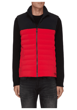 'DALE OF ASPEN' Water Repellent Puff Sweater Jacket