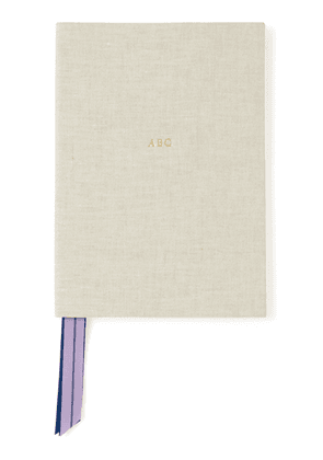 MH Studios Mission Notebook Linen