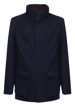 Winter Voyager Tech Cashmere Over Coat