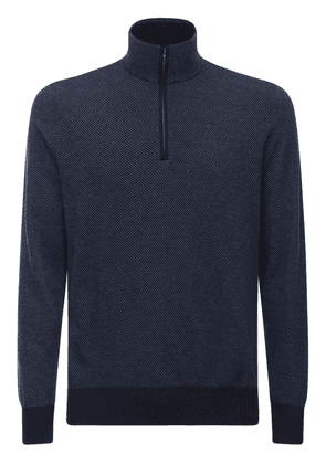 Roadster Mezzocollo Cashmere Sweater