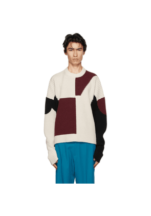 GmbH Off-White Wool Mies Sweater