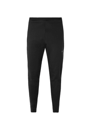 Nike Training - Pro Tapered Stretch-Jersey Sweatpants - Men - Black