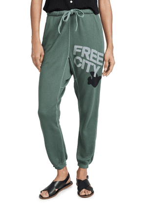 FREECITY Superfluff Pocketlux Sweatpants