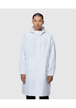 RECYCLE HOODED RAINCOAT