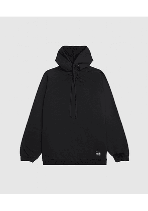 OVERSIZED BIG PIN HOODY
