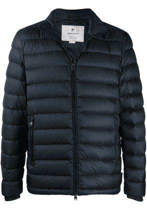 Quilted Downcoat
