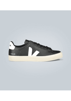 Campo chrome-free leather trainers