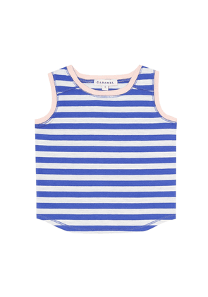 Baby Aldwych stretch-cotton tank top