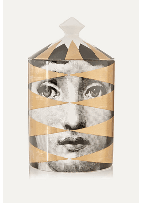 Fornasetti - Losanghe Scented Candle, 300g - Gold