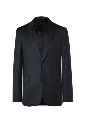 AMI - Slim-Fit Virgin Wool Blazer - Men - Blue