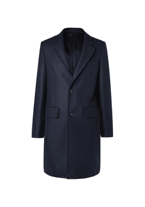 AMI - Wool-Blend Coat - Men - Blue
