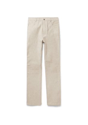 Bottega Veneta - Denim Jeans - Men - Neutrals