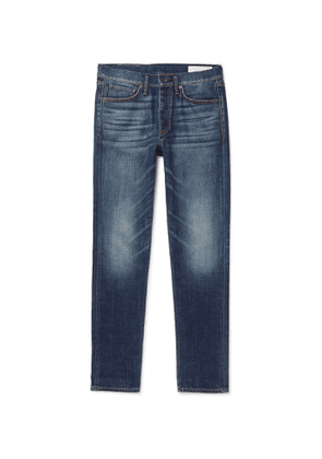 rag & bone - Fit 2 Slim-Fit Denim Jeans - Men - Blue