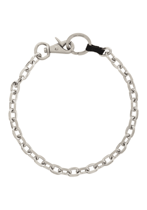Our Legacy Silver Ladon Necklace