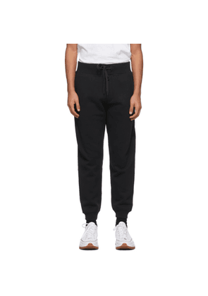 rag and bone Black Damon Lounge Pants