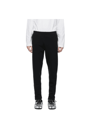 Balenciaga Black Suit Slim Lounge Pants