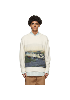 Namacheko Off-White Gladys Sweater