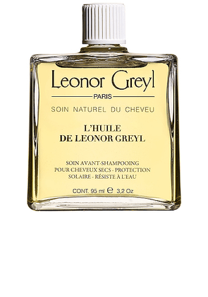 Leonor Greyl Paris L'Huile de Leonor Greyl in N/A - Beauty: NA. Size all.