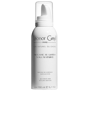 Leonor Greyl Paris Mousse au Lotus Volumatrice in N/A - Beauty: NA. Size all.