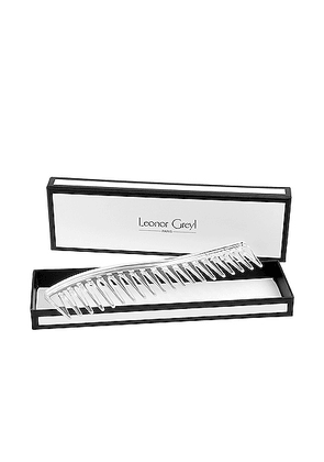 Leonor Greyl Paris Detangling Comb in N/A - Beauty: NA. Size all.