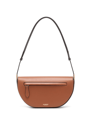 Olympia Small leather shoulder bag