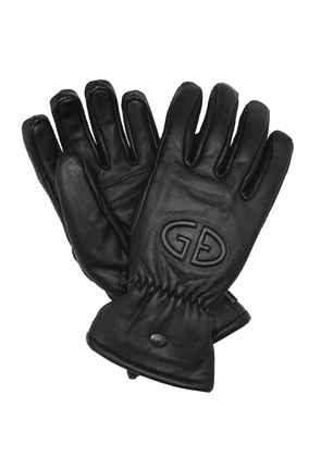 Freeze leather gloves