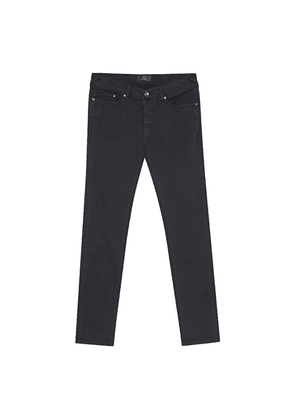 Charcoal Grey Classic Jeans
